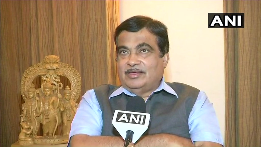 If people from Himachal Pradesh want to visit UP or someone from Rajasthan wants to visit HP, they can now straight go to that place.They don't need to enter Delhi.Due to this,pollution levels in Delhi will come down by 27%:Nitin Gadkari,Union Min on Eastern Peripheral Expressway