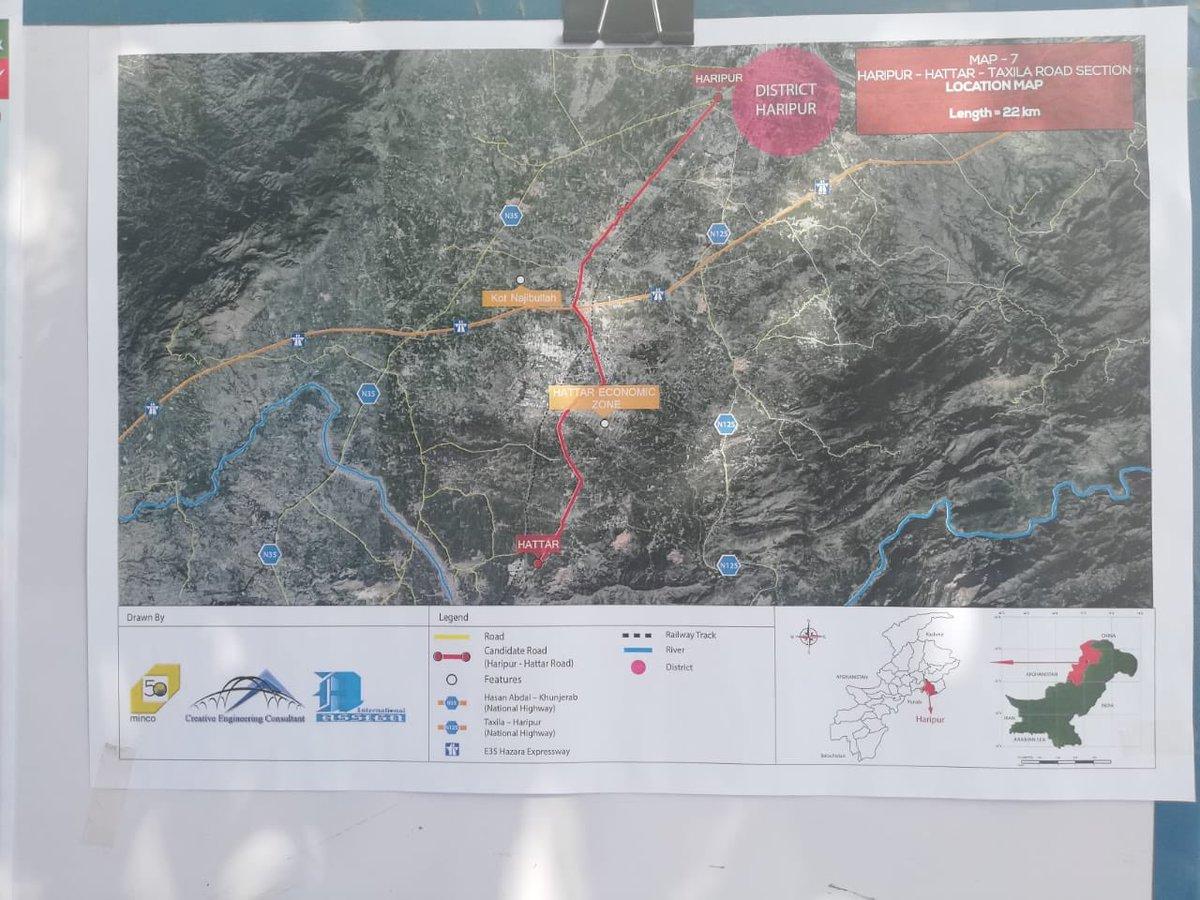 Kot Najibullah Map