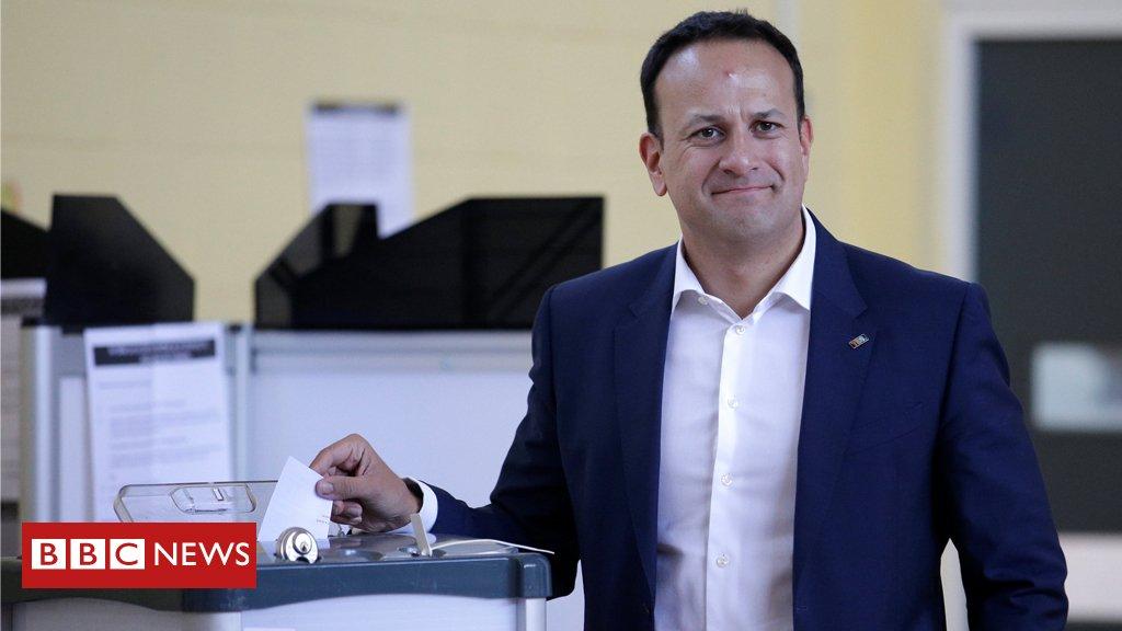 Irish PM hails  'quiet revolution ' as early results point to  'resounding ' referendum vote for overturning abortion banhttps://t.co/uDGzjgbeBU