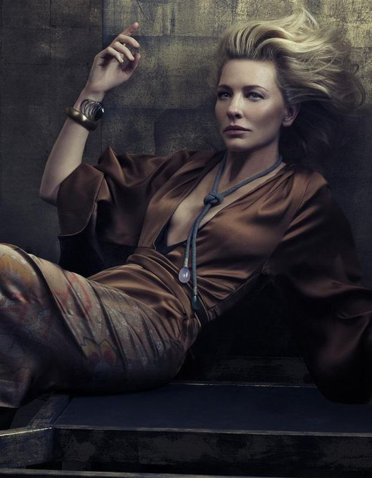 Happy Birthday Viv!    and a little Cate Blanchett for you