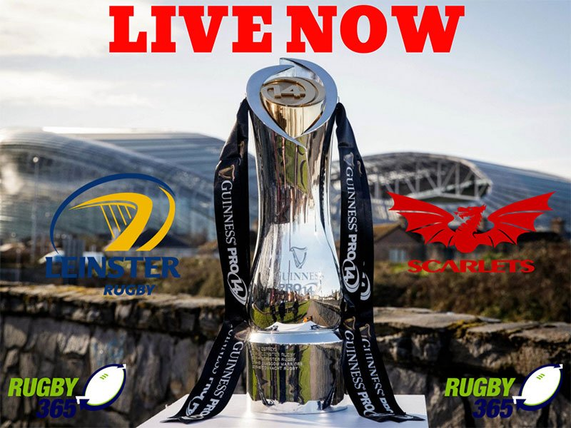 #LIVE #LEIvSCA The @PRO14Official Final is underway! @leinsterrugby 0-0 @scarlets_rugby https://t.co/Tk9wnewwb2