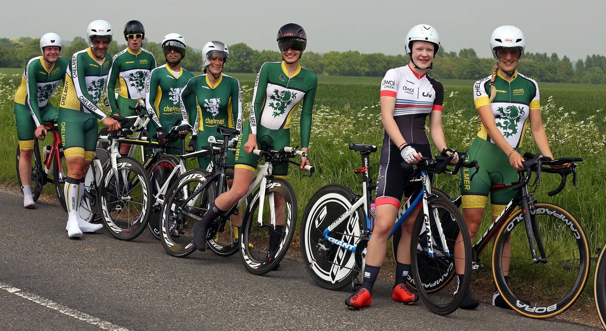London Cycling Club >> Chelmer Cycling Club On Twitter We Entered A Female And