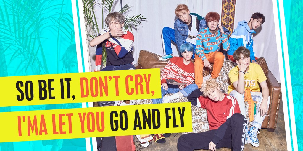 #LetGo by #RDMA nominee #BTS is this week's #1 song on Radio Disney! @BTS_twt @bts_bighit