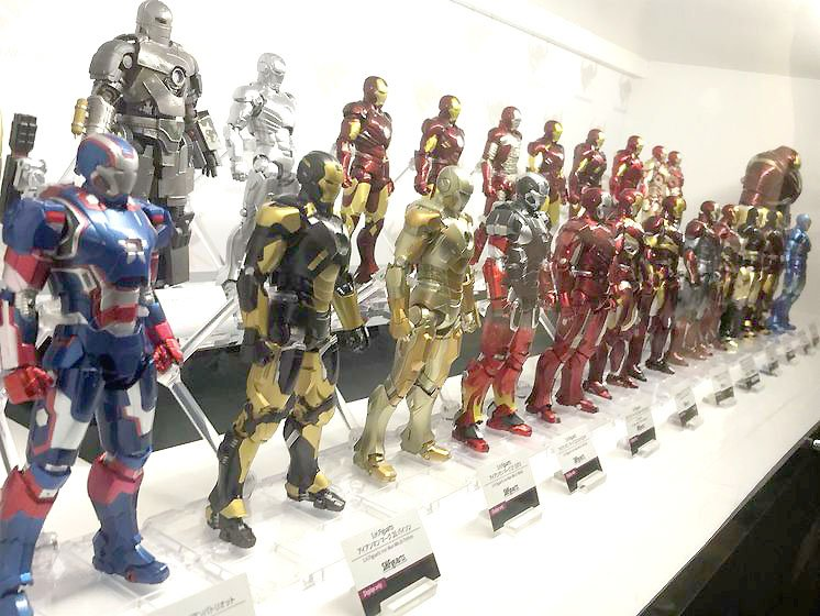 Tendou On Twitter S H Figuarts Iron Man Mk 50 Nano Weapon Ver