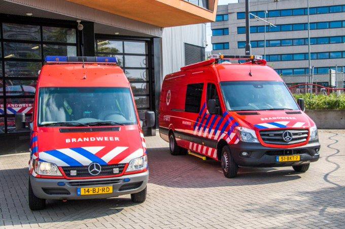 Nieuwe duikwagen voor brandweer Schiedam https://t.co/NaijMWasHq https://t.co/NDdBAMI8mz
