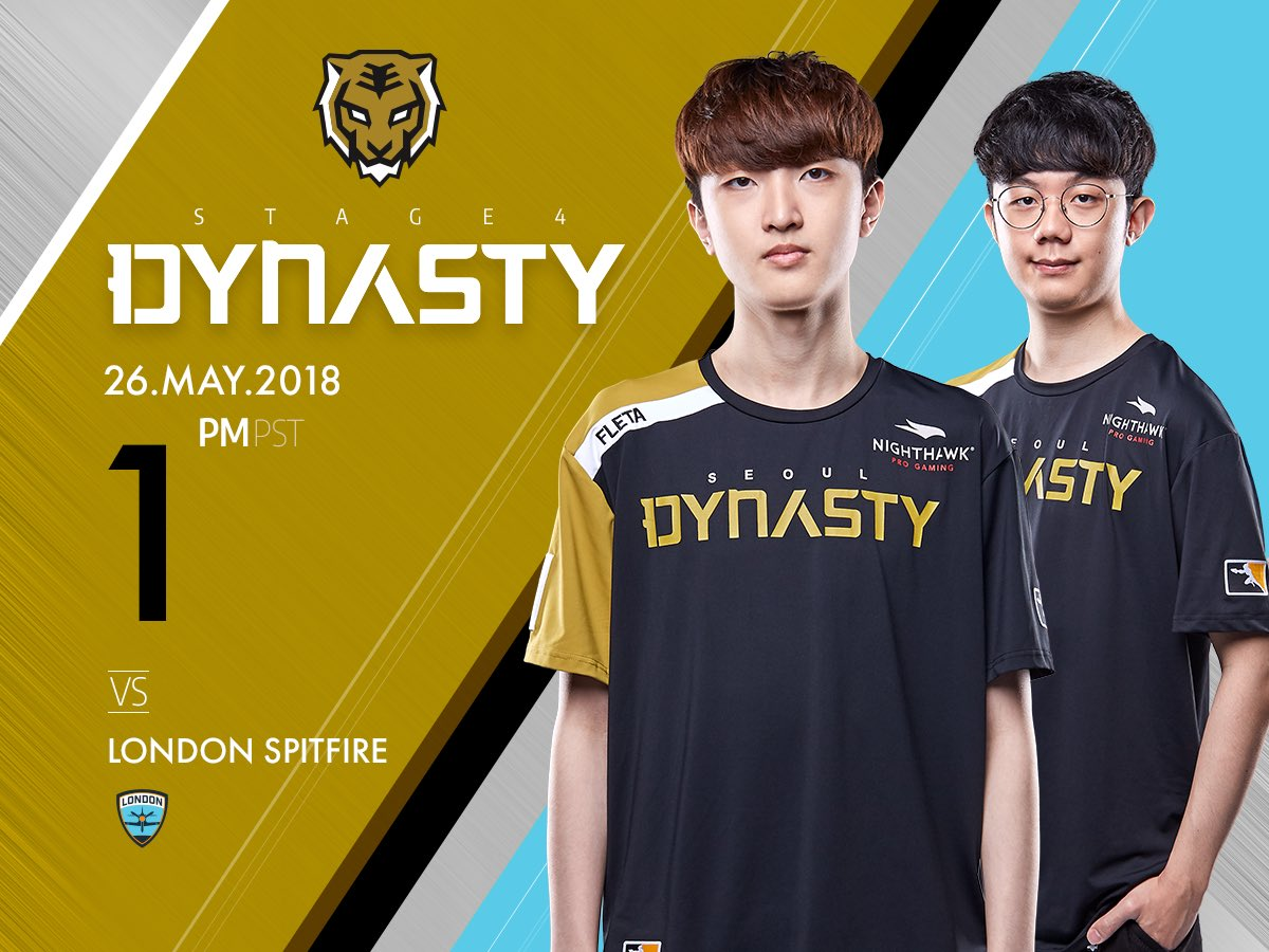 Seoul Dynasty On Twitter Make Sure To Tune Into Our Asty Top 1024 Am 26 May 2018 From Blizzard Arena