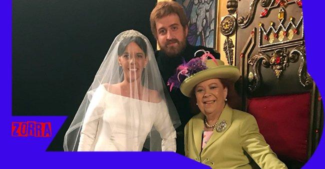 b42cc68f1d3 bethcarvalho participa do  Zorra  em paródia inspirada no casamento real   https