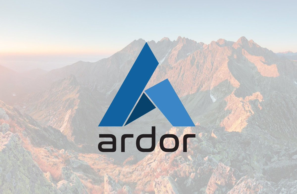 $ARDR #ARDR  #Ardor is platform well suited for running ICOs — anyone can create a new currency and issue an ICO in a few minutes, making it a more accessible alternative to Ethereum.   https:// buff.ly/2IHpFZS  &nbsp;   Thanks @VentureBeat #Jelurida<br>http://pic.twitter.com/TL5w5sYNIo