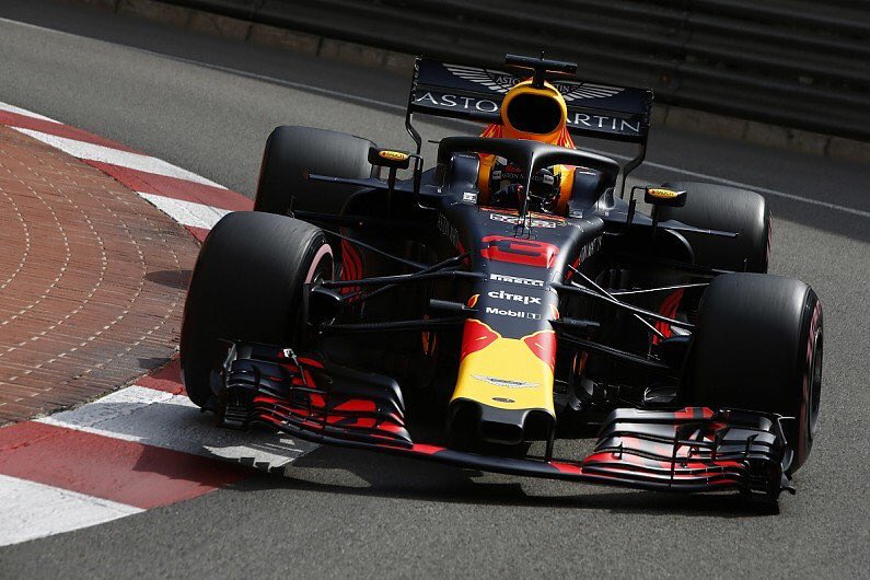 Ricciardo takes pole position for the Monaco Grand Prix