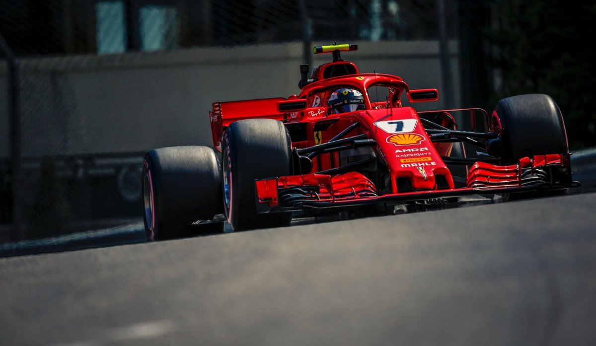 F1 2018 Monaco GP - Qualifying