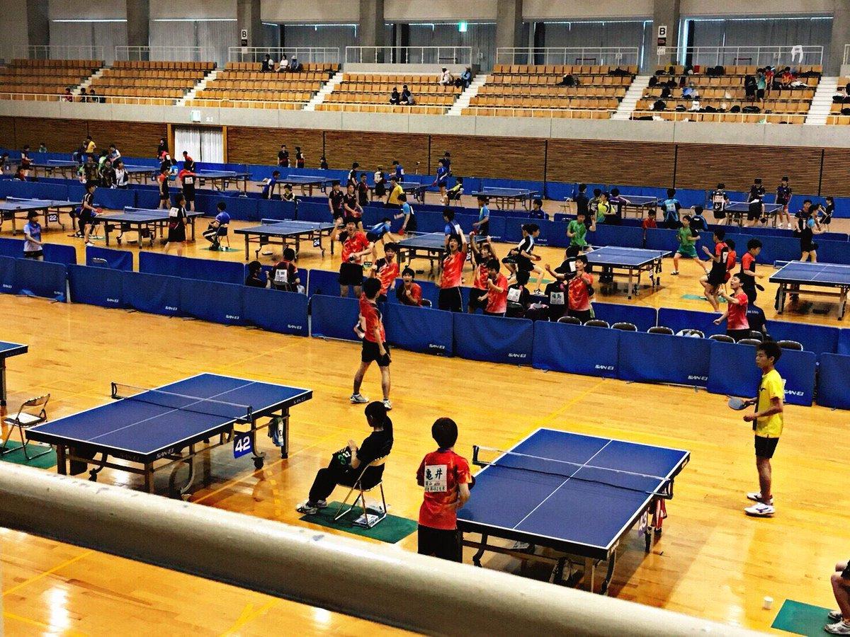 岡山県立大学卓球部