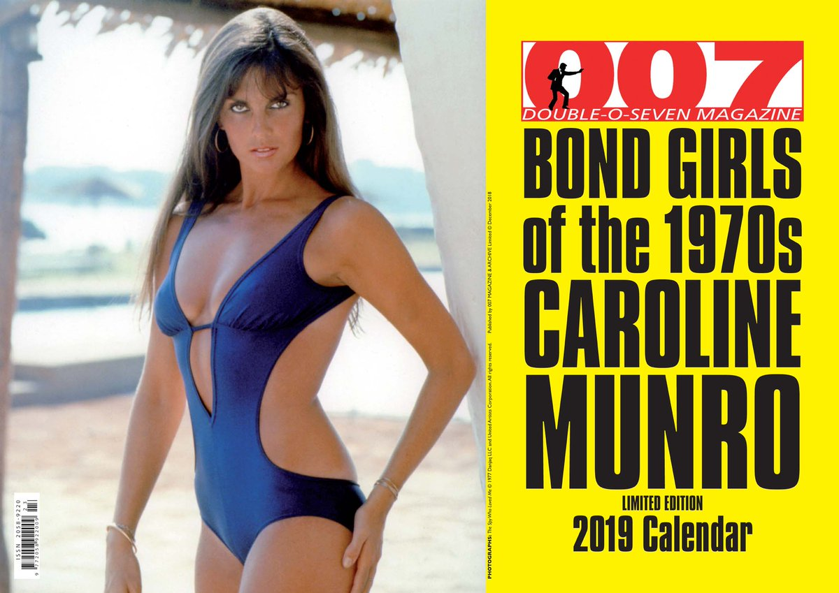 007 Magazine On Twitter 007 Magazine Bond Girls Of The