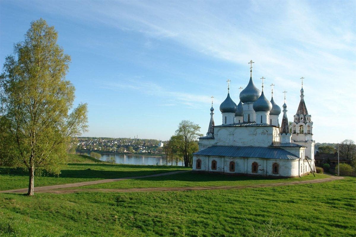 Леонтьевская церковь