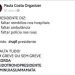 #grevedoscaminhoeiros