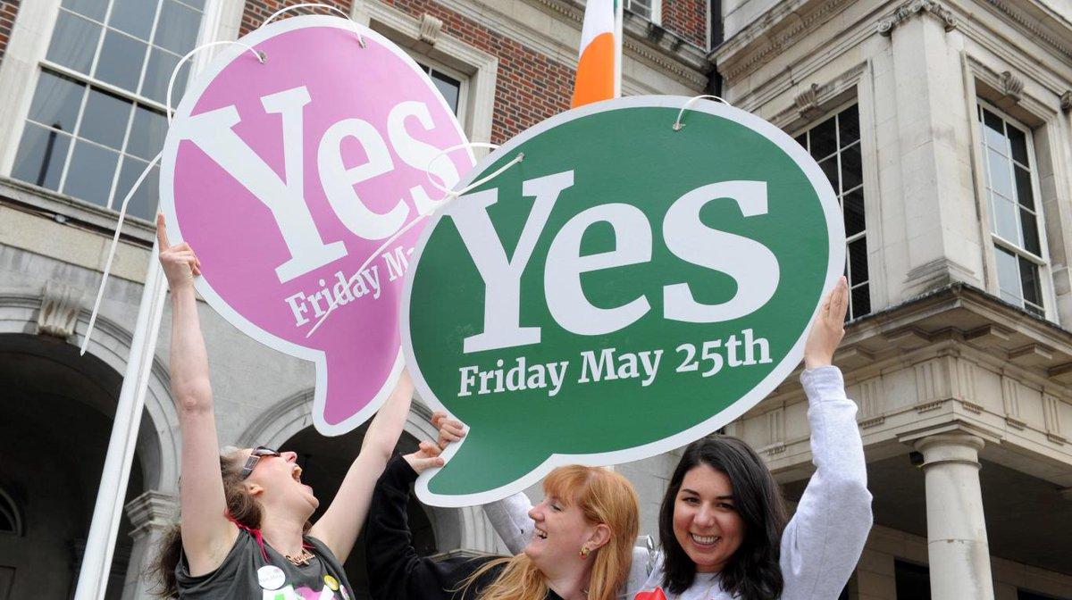 El sí al aborto legal ganó en Irlanda: 'Es la culminación de una revolución silenciosa', dijo el primer ministro https://t.co/CH4XGxiMVl