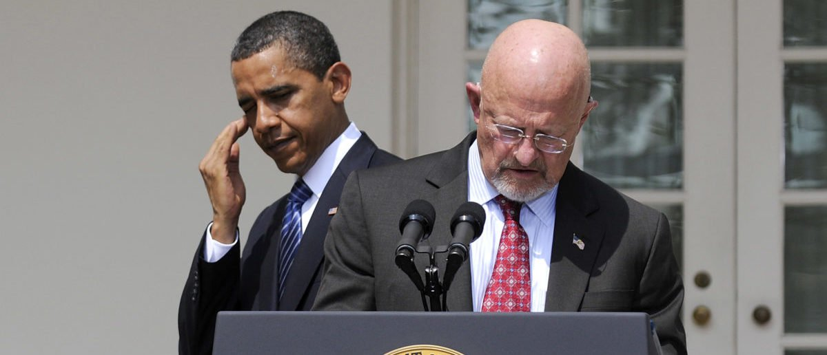 Clapper: 'Obama Had No Knowledge' Of FBI Informant In The Trump Campaign https://t.co/ryLtqIbbnA