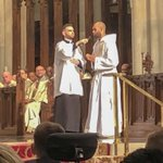 Image for the Tweet beginning: Congratulations to newly ordained Fr.