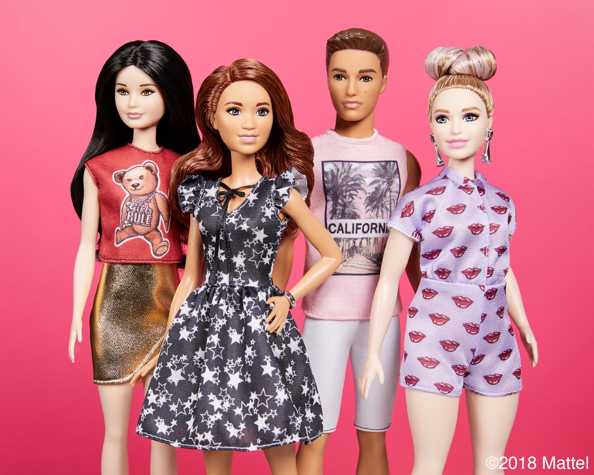 6 replies 44 retweets 142 likes - Barbie