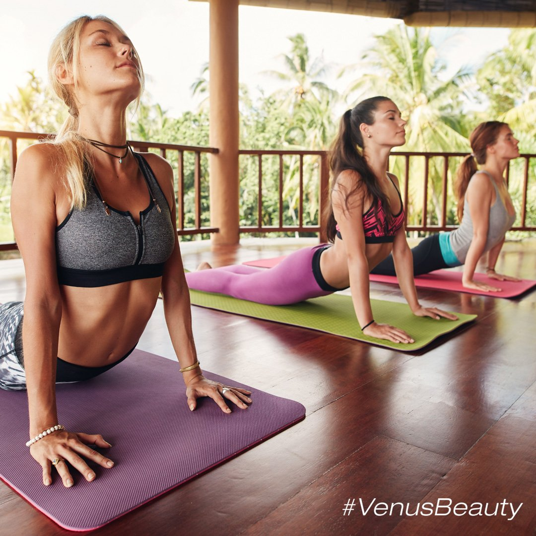 Discover how Venus Legacy's advanced #RadioFrequency technology makes #BodyShaping easy by targeting fat cells and boosting #collagen:  http:// bit.ly/LegacyTreatment  &nbsp;  <br>http://pic.twitter.com/eX5EKdLTXq