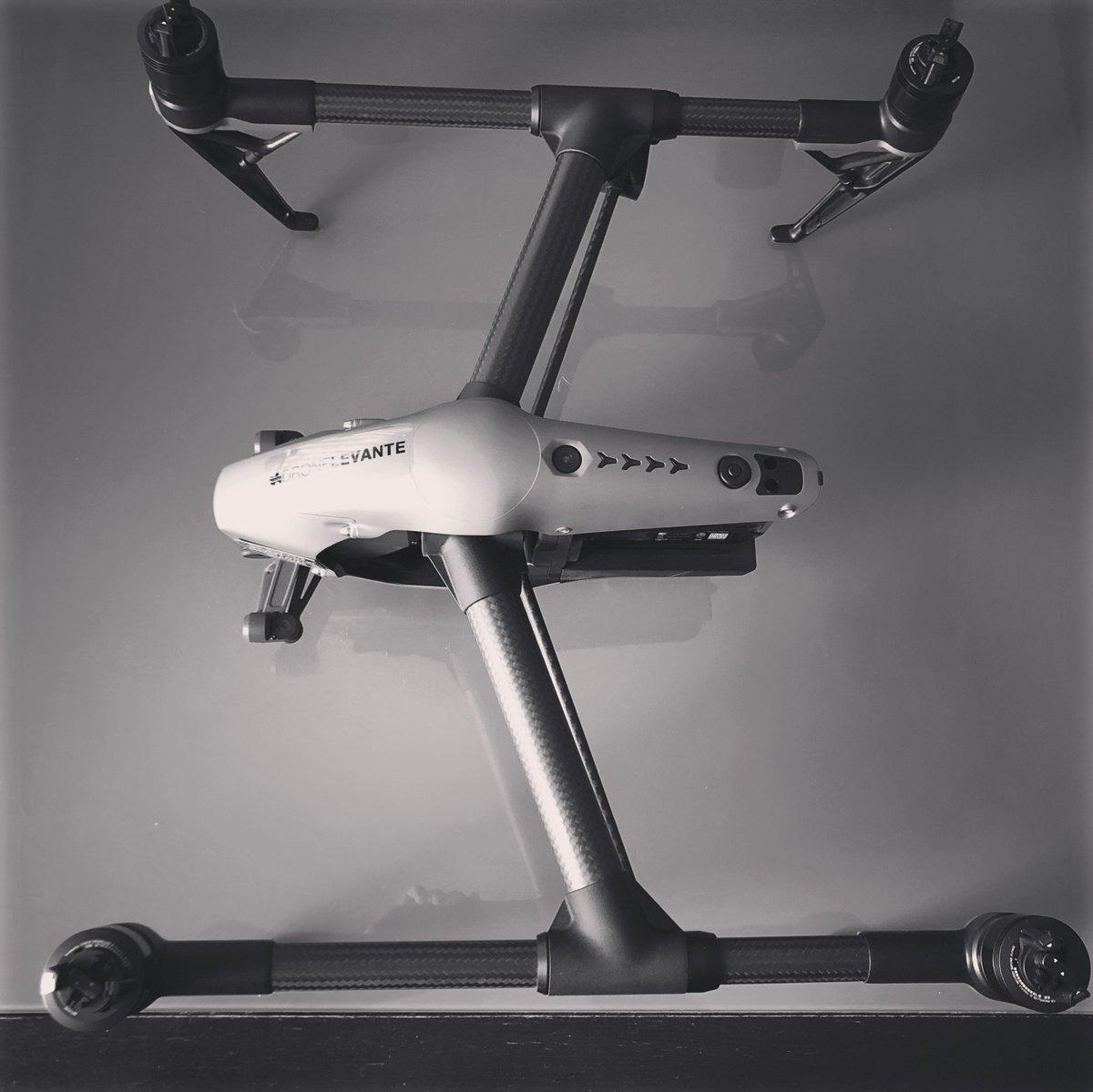 Promotion drone civil, avis tournage drone