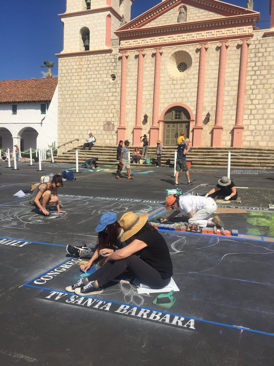 Stop By The Historic Old Mission Santa Barbara This Memorial Day Weekend To  Find Out. TV Santa Barbara Is Proud To Support The Childrenu0027s Creative  Project!