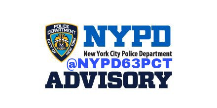 NYPD 63rd Precinct on Twitter: