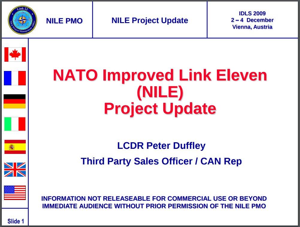 Steffan Watkins On Twitter Nato Improved Link Eleven Nile