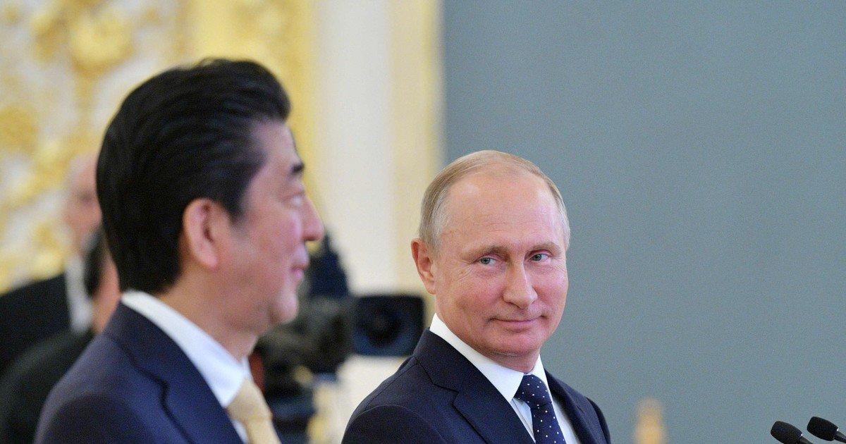 """Станет ли Путин """"лучшим японцем""""?"""