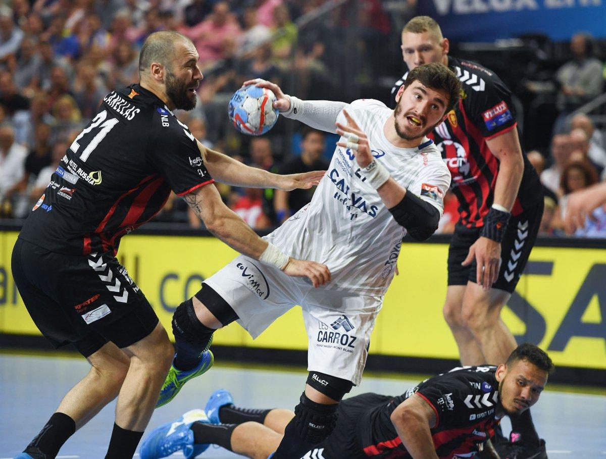Ligue des champions : Montpellier rejoint Nantes pour une finale 100% française https://t.co/lgLAoSODr6