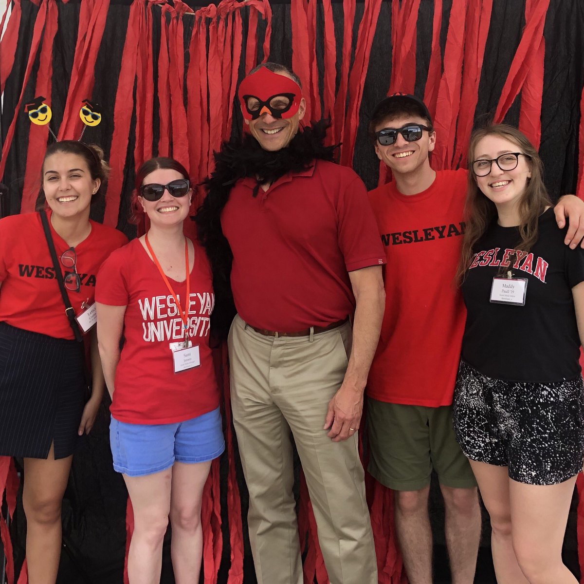 test Twitter Media - Even @mroth78 got in on the photo booth fun! #wesreunion #wes2018 https://t.co/QCe4nxpuZZ