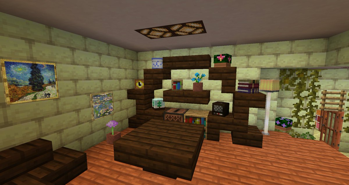 Minecraft Heads Com On Twitter Bookshelf By Adurna Life King