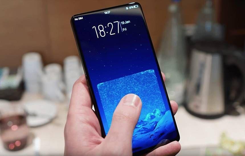 Chinesa Vivo deve lançar celular sem bordas com câmera frontal 'secreta' https://t.co/q1r4QaHVgS #DestaquesDaSemana