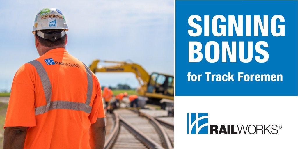 RailWorks Corp  on Twitter: