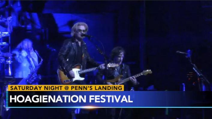 RT @6abcFYIPhilly: Now coming to the stage: Hall and Oates!  @HoagieNation, Parks on Tap in South Philly, and #SailPhilly's Tall Ship Festival headlines a weekend of local fun for Memorial Day weekend: https://t.co/9mOOPOCOTC