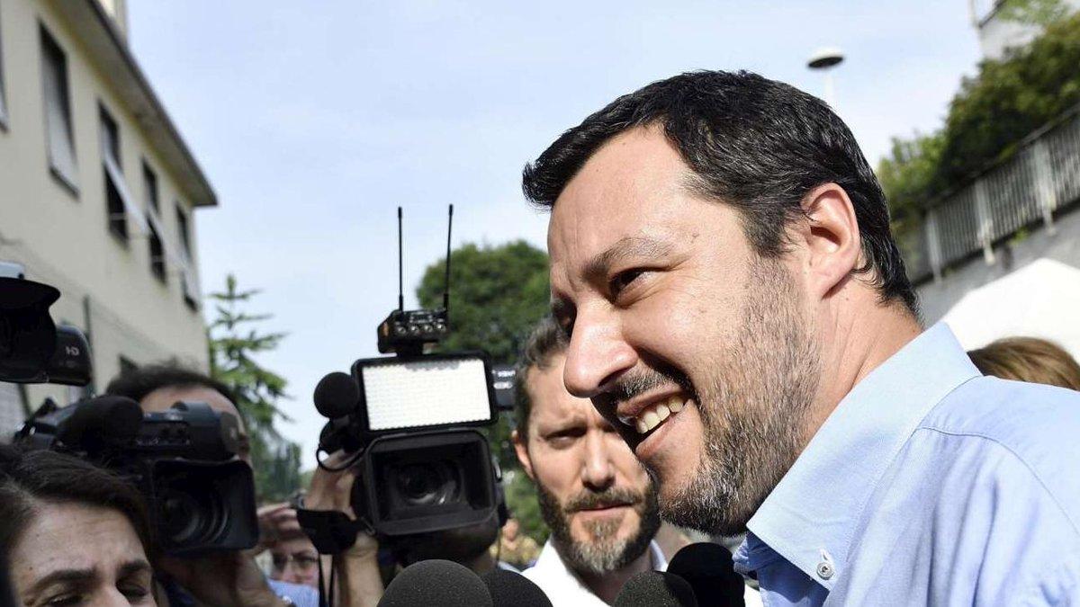 Governo, Salvini: 'O si parte o non tratto più, non tiro a campare' #matteosalvini https://t.co/7y6Xrd2dl2