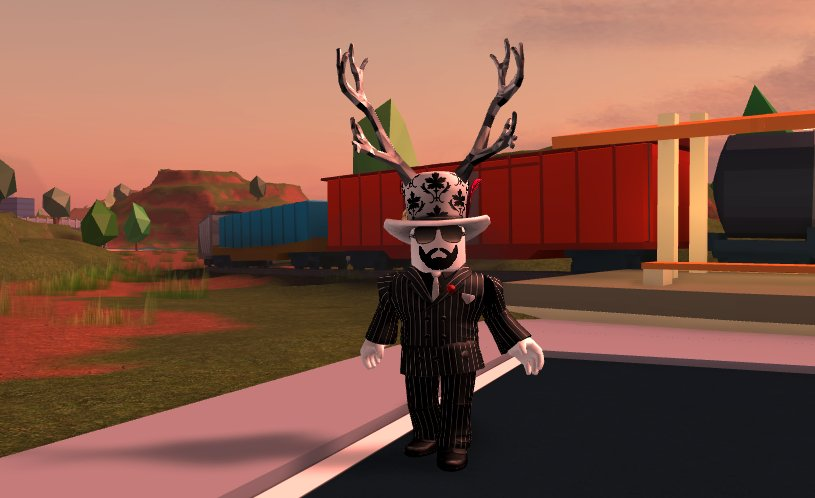 For Asimo3089 Roblox Asimo3089 On Twitter Thanks For The New Antlers Roblox