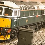 Image for the Tweet beginning: 33008 heads to he depot