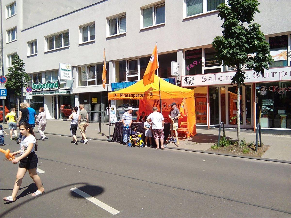 Piratenpartei Köln On Twitter Heute Standen Wir In Köln