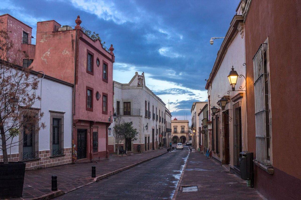 Andador 5 de Mayo, la calle más bonita de Querétaro - Revista Vía México