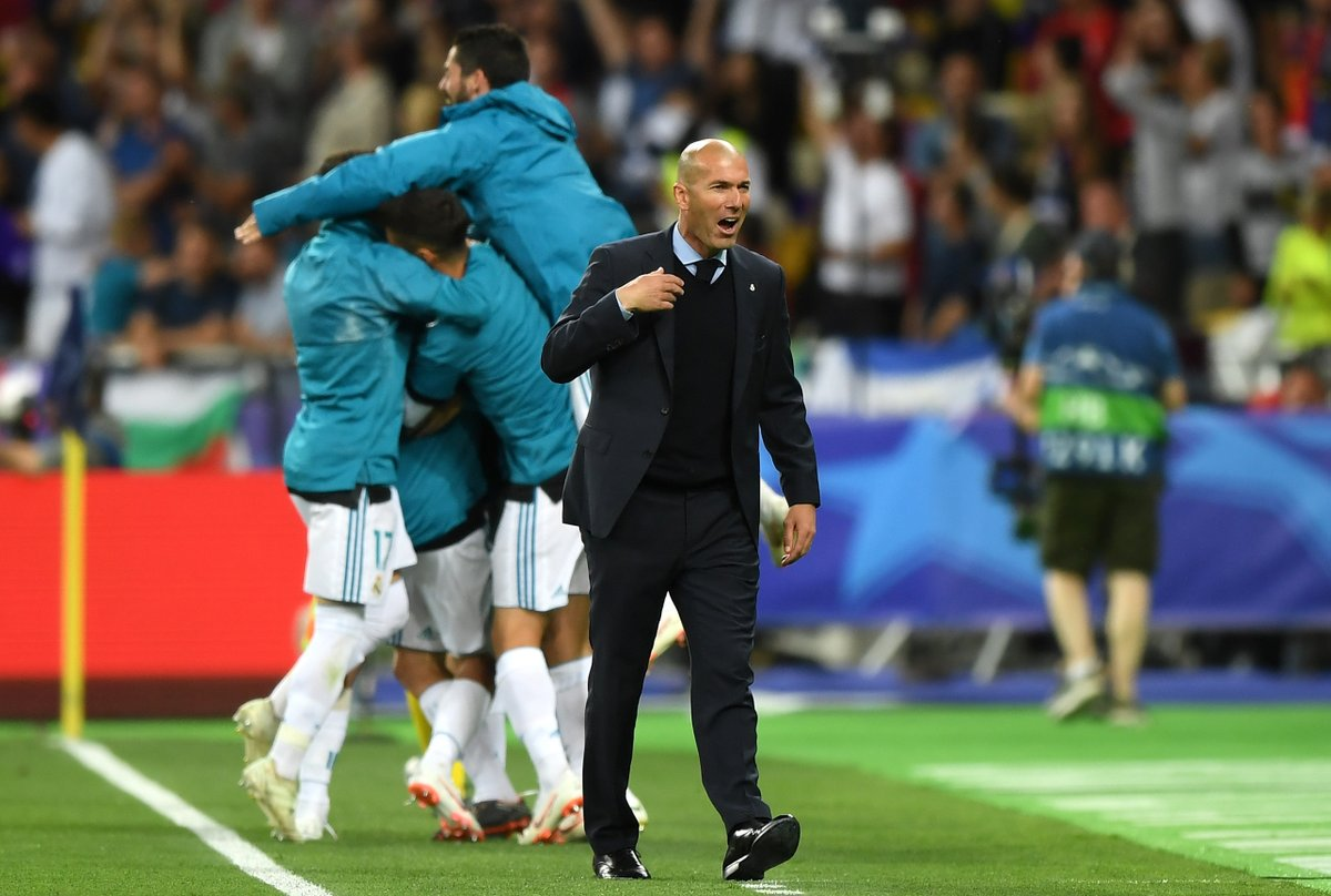 Zidane, C.Ronaldo lập kỷ lục vĩ đại ở Champions League