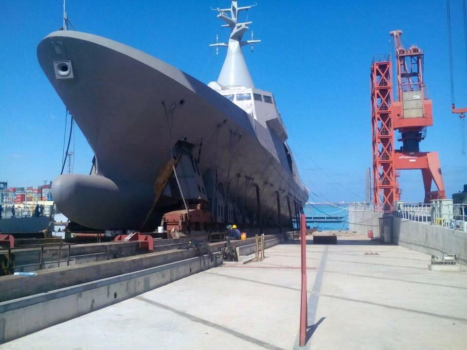 كورفيتات Gowind 2500 لصالح البحرية المصرية  - صفحة 2 DeJtudBXUAAbp_w