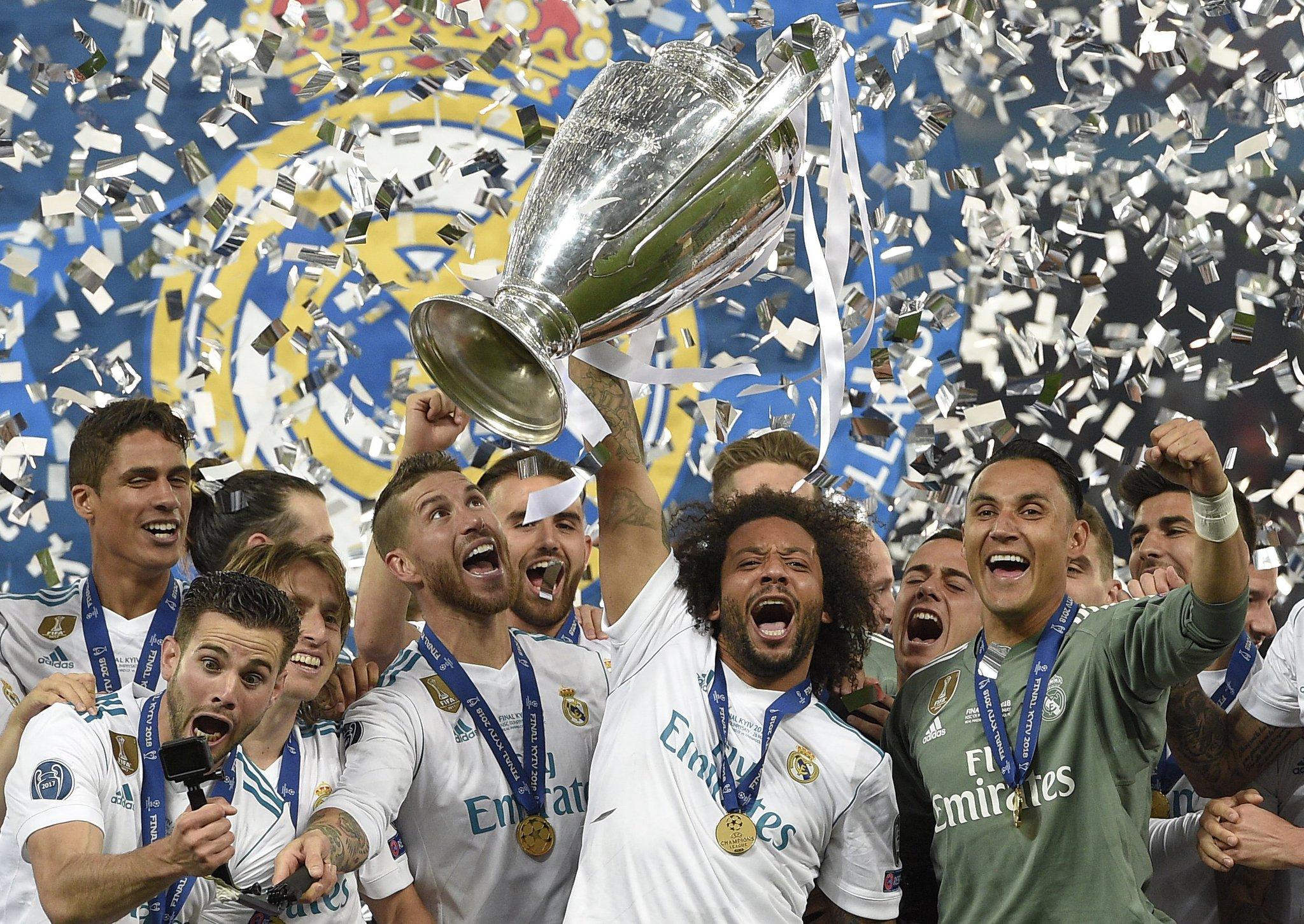 ♚ ⚽♔ UEFA Champions League 2017–18 season - match updates, fixtures, videos and discussiions ♔⚽♚