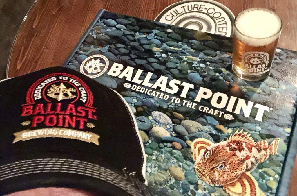 Ballast Point Beer on Twitter