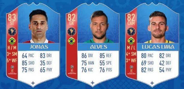 Confira! | Cards especiais do Brasil da Copa no Fifa-18 tem 'gafes' https://t.co/48s9KgI7AX