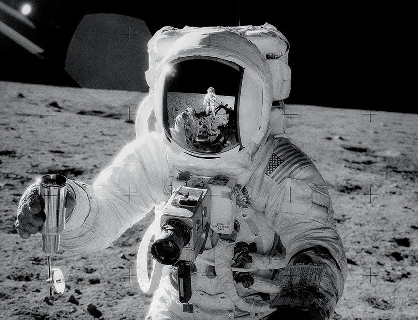 Today we honor and remember a fallen colleague and hero who helped advance the human species out into space. Alan Bean inspired us all to be better, to be humble, and to strive to share the story of exploration and give our lives meaning. Rest In Peace Alan. Ad Astra. <br>http://pic.twitter.com/QFUx6wvru7