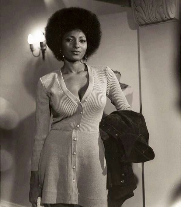 Happy Birthday to a great actress & goddess -- Pam Grier