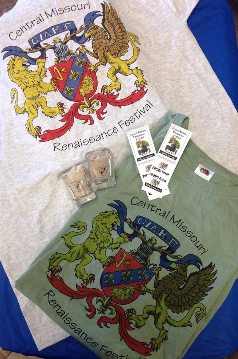 Only one more day to enter for you chance to win this awesome prize from #CentralMissouriRenaissanceFestival. Like, Share and Comment why you want to go for your chance to win. pic.twitter.com/jNUuPEr39k