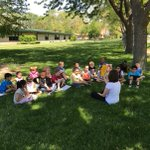 A beautiful day to have a lesson outside! #swd123