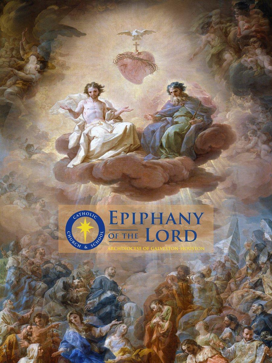 Epiphany of the Lord (@EpiphanyKaty) | Twitter