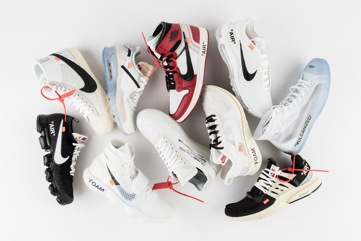separation shoes 6e1d2 10ba7 Featuring 10 distinct models across Nike, Jordan, and Converse, the sneakers  told a cohesive story. Which iteration was your favorite  ...